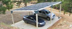 carport solar structures | Solar Solar Carports | Solar Panel Installation Company Lighthouse ...