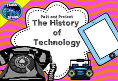 History of Technology: Looking at the past and present. This resource pack has been designed to be used with the Australian Curriculum HASS or History subject. It links with Year 1, Year 2 and Year 3 units. However, it would be useful for any teacher looking at comparing the past and the present of Technology.