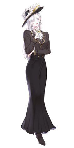 Manga Anime Girl, Cool Anime Girl, Pretty Anime Girl, Beautiful Anime Girl, Kawaii Anime Girl, Vestidos Anime, Anime Dress, Anime Artwork, Character Outfits