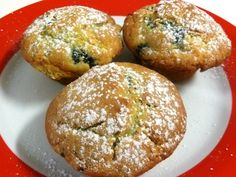 Everywhere WeekendNotes - Mulberry Muffins Recipe - Everywhere More