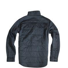 Flexi Insulated Shirt - Black