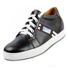 Buy discount comfortable height increasing casual shoes for men with sports Board grow taller 7cm / 2.75inches with the SKU: MENXJD_5308-1 at Tooutshoes online store