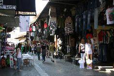 Ifestou street Monastiraki