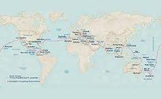 Krydstogt guide – Destinationer – Eventyrrejser - Få fantastiske oplevelser på en jordomsejling