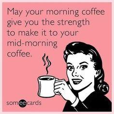 Que o teu café de cedo da manhã te dê a forca necessária para que tu alcance o teu café da metade da manhã   Contribuição da @georgiawp   #perfectcupch #coffee #cafe #espresso #latteart #flatwhite #wholebeans #v60 #frenchpress #cafesdobrasil #motivationals #coado #shot #prensafrancesa #moka #italiana