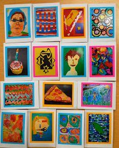 Adventures of an Art Teacher: Youth Art Month Response