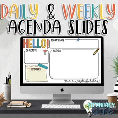 Classroom Agenda, Online Classroom, Classroom Supplies, School Classroom, Classroom Ideas, Kindergarten Classroom, Classroom Data Wall, Kindergarten Worksheets, Daily Agenda