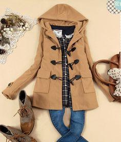 Womens Duffle Coats Sale - Coat Nj