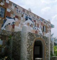 The Dolphin House in Bimini, Bahamas  image by CrossCreations