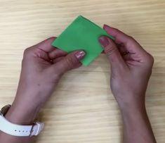 Aprenda como fazer tsuru de origami com Ligia Ozumi (Foto: Reprodução)