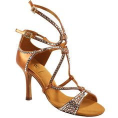 Supadance 1082 - Ballroom Dancing Shoes and Latin Dance Shoes ($229) via Polyvore featuring shoes, dance shoes и sandale