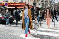 Street looks à Paris