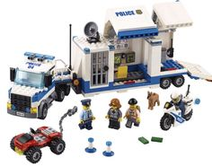 Lego city police set 1