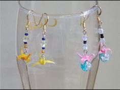 和風のアクセ折り紙ピアスが素敵♡浴衣コーデやプレゼントにも最適! | CRASIA(クラシア)
