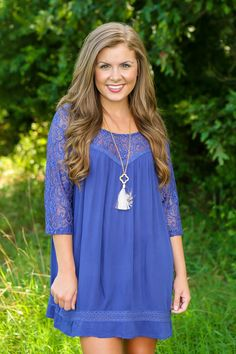 Forever & Always Tunic - New Today | The Red Dress Boutique