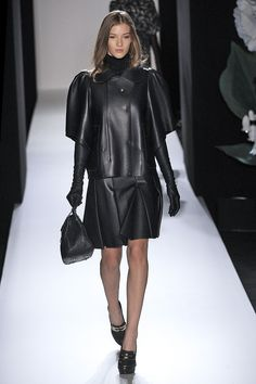 Fall Fashion 2013: Top 10 Trends You Need To Know - Leather - Mulberry