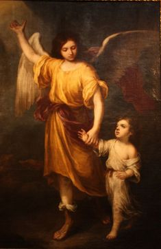 Memorial of the Holy Guardian Angels |  Meadowsweet