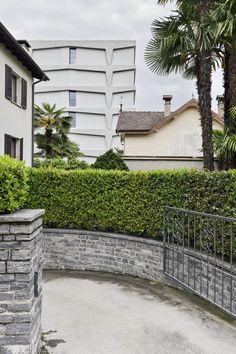 Inches Geleta Architetti, Daniela Droz & Tonatiuh Ambrosetti · Palazzo Pioda