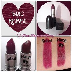 MAC Viva Glam Lipstick, MAC Viva Glam Lipstick Swatches | Wish ...
