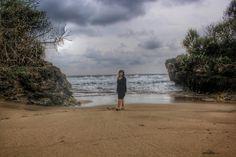 Kondang Iwak Beach