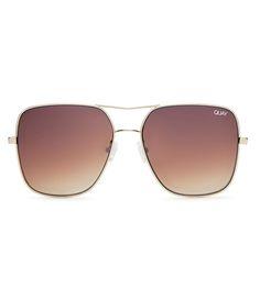 Quay Australia Stop and Stare Square Sunglasses