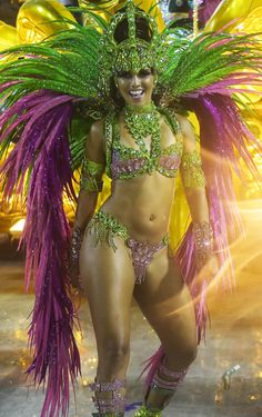 Musas do carnaval do Rio de Janeiro