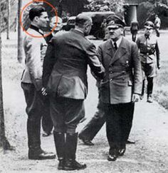 21 Jul 44: German Lieutenant Colonel Claus von Stauffenberg is executed in Berlin, along with three others, in the aftermath of yesterday's failed bomb plot to kill Adolf Hitler and to overthrow the Nazi government. More: http://scanningwwii.com/a?d=0721&s=440721 #WWII