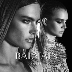 The tears grab our sensory attention in creative director Olivier  Rousteing's Fall 2016 Balmain campaign. Lensed by the supremely talented  Steven Klein and directed by Pascal Dangin, the campaign again taps into  the Kardashian-West connection backed up by models Alessandra Ambrosio,  Dilone, Joan Smalls, Josephine Skriver, Jourdan Dunn, Riley Montana, Sasha  Luss and Ysaunny Brito.