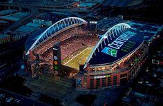 Century Link Field - Seattle Seahawks
