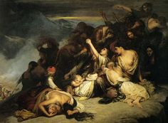 Almeida Junior, Nicolas Poussin, Greek Paintings, Romantic Paintings, Greek History, Greek Culture, The Shepherd, Greek Art, Oil Painting Reproductions