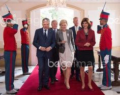 Princesa Astrid em Missão Económica na Colômbia 20.10