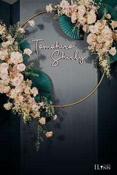 Diy Wedding Backdrop, Simple Wedding Decorations, Wedding Ceremony Arch, Engagement Decorations, Diy Backdrop, Backdrop Decorations, Oriental Wedding, Wedding Photo Gallery, Backdrop Design