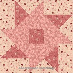 Introducing the September Block of the Month Whirlygig* block is the September Fat Quarter Mystery Quilt Block. Like all blocks in this year's block of the month challenge, this block is 15″ ...