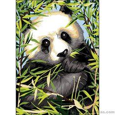 Dans les bambous