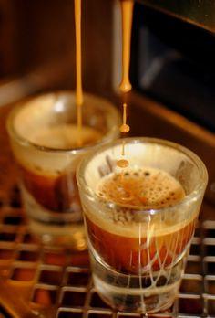 Espresso shots...