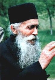 """Joy is thankfulness, and when we are joyful, that is the best expression of thanks we can offer the Lord, Who delivers us from sorrow and sin.""  ~ Elder Thaddeus of Vitovnica"