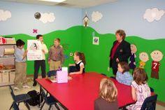Possible preschool rm decor