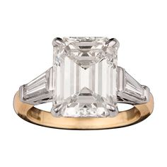 Wedding Rings Canada 60 Best Emerald and diamond gold