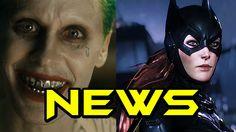 Suicide Squad 2 In 2017, Jenna Malone Batgirl In Batman V Superman?