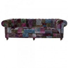 an amazingly comfortable sofa to brighten up any dreary lounge! Love it.