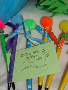 """Strong Armor: Duct Tape Pens  ... """"Thank you for being so dePENdable.""""  Great teacher appreciation gift."""