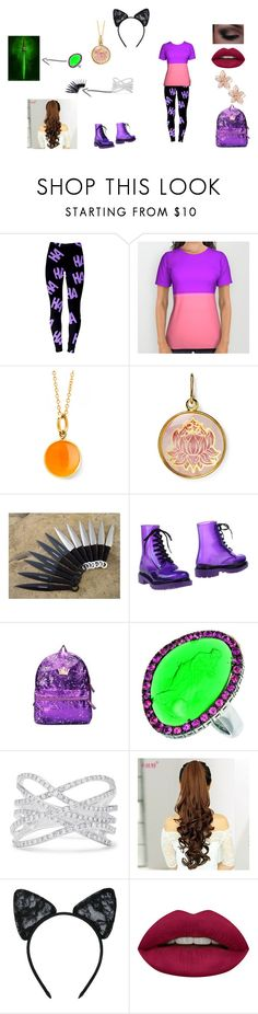 """makalya's quest ouffit"" by bluesakurarose on Polyvore featuring Syna, Alex and Ani, G·Six Workshop, Phillip Gavriel, Effy Jewelry, Maison Close, Huda Beauty and NAKAMOL"