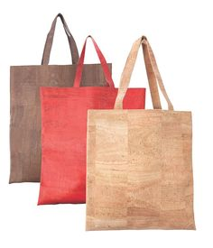 Large #Shopper made of silky smooth #cork #leather | 100% #sustainable & #vegan | CHF 86.00 | free delivery & return within Switzerland