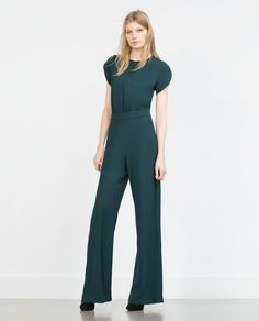 LONG JUMPSUIT-Dresses-Woman-COLLECTION SS16 | ZARA United States