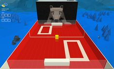 cubeslam is like air hockey mixed w/ atari super-breakout, can it get better than this?!?!?! XD