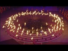 Olympic Games - Closing Ceremony - London 2012 - Extinguishing of the Flames - Serenaded by the Who