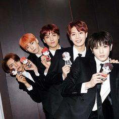 NCT   Jhonny, Doyoung, Haechan, Taeil & Taeyong