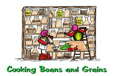 Cooking Grains and Beans