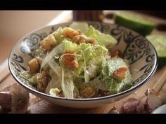 Caesar Salad - Receita Original - YouTube