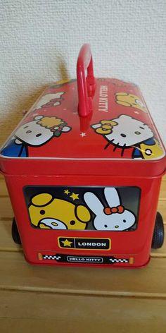 ヤフオク! - 2005年 ハローキティ school bus スクールバス ...